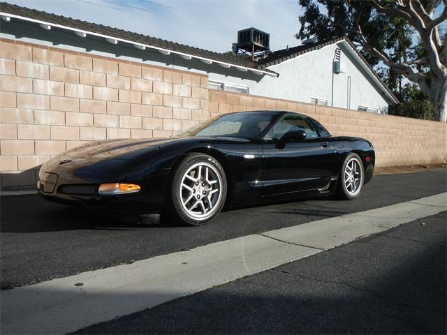 2002 Chevrolet Corvette Z06 | 936305