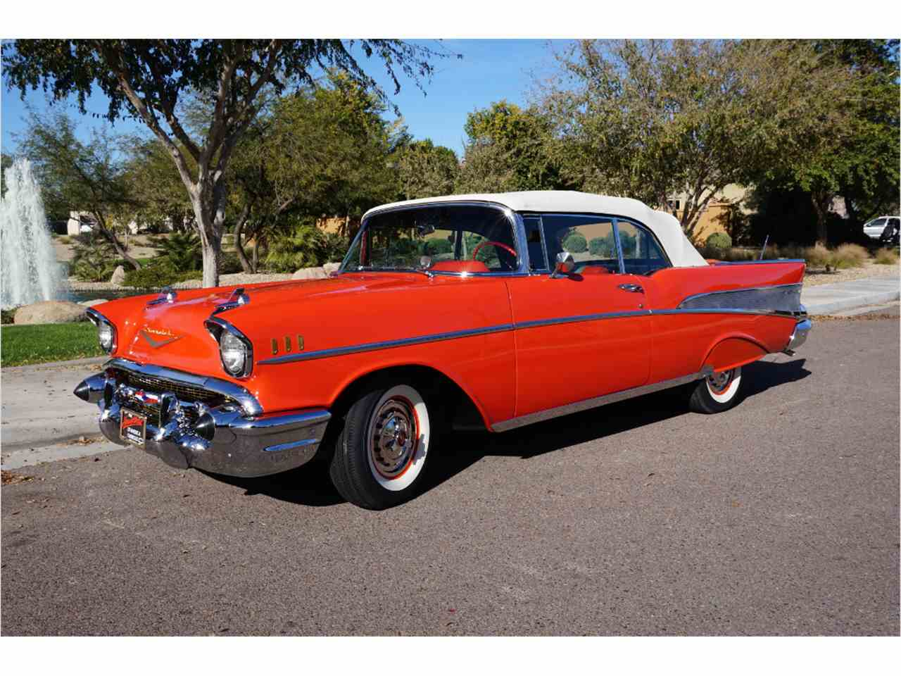 Large Picture of '57 Bel Air - K2GK