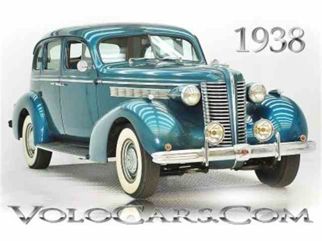 1938 Buick Series 60 | 936317