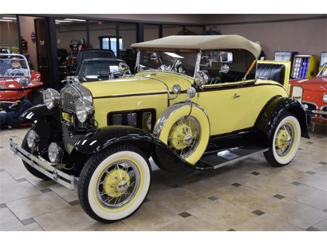 1931 Ford Model A | 936318