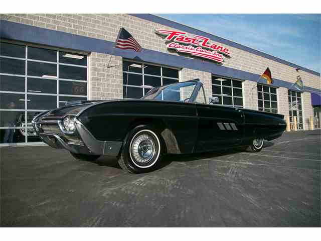 1963 Ford Thunderbird | 936325