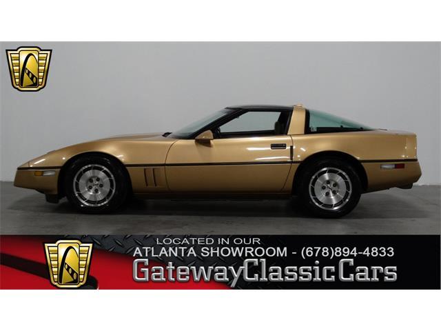 1986 Chevrolet Corvette | 936330