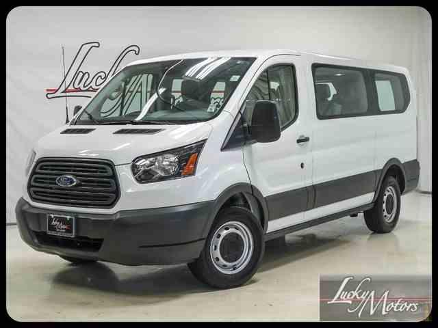 2016 Ford Transit Wagon   936351