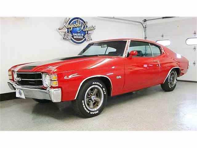 1971 Chevrolet Chevelle | 930637