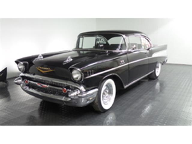 1957 Chevrolet Bel Air NHRA Race Car | 936372