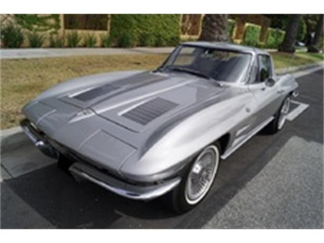 1963 Chevrolet Corvette 327/340 Split Window | 936373
