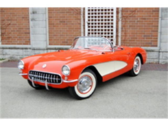 1957 Chevrolet Corvette 283/245 | 936374