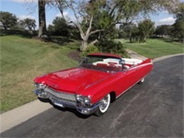 1960 Cadillac Series 62 | 936375