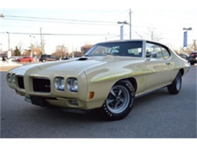 1970 Pontiac GTO (The Judge) | 936391
