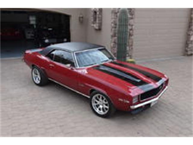 1969 Chevrolet Camaro | 936399