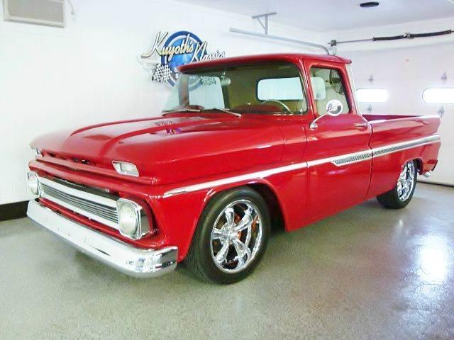 1963 Chevrolet C/K 10 | 930640