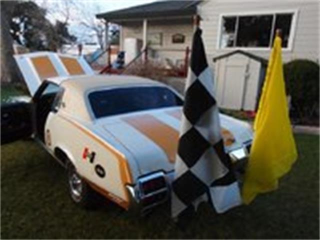 1972 Oldsmobile Hurst Olds Pace Car | 936405