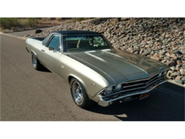 1969 Chevrolet El Camino SS | 936406
