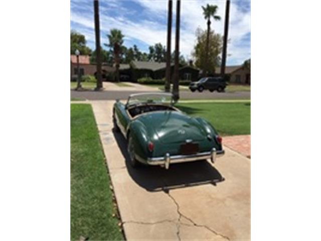 1959 MG MGA 1500 | 936407