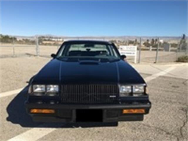 1987 Buick Grand National | 936413