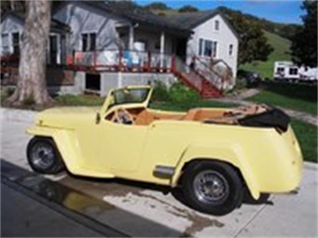 1948 Willys Jeepster | 936415