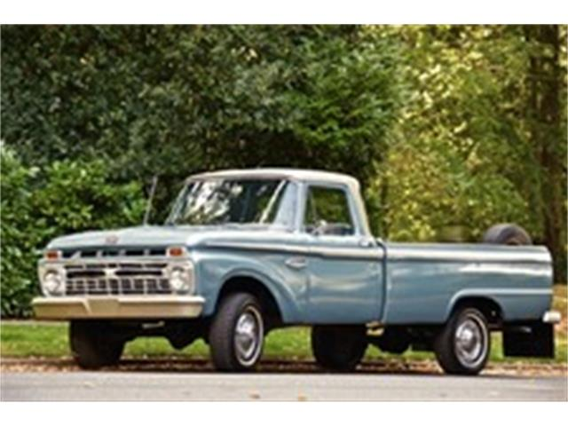 1966 Ford F100 | 936419