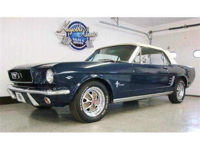 1966 Ford Mustang | 930642
