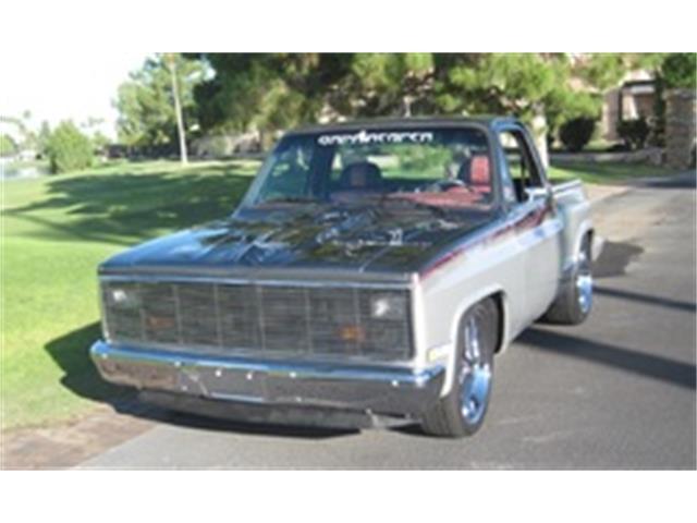 1986 Chevrolet C/K 10 | 936421