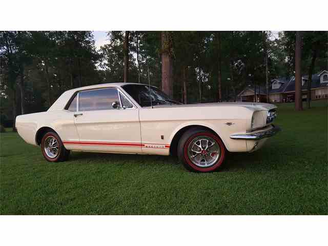 1966 Ford Mustang GT | 936433