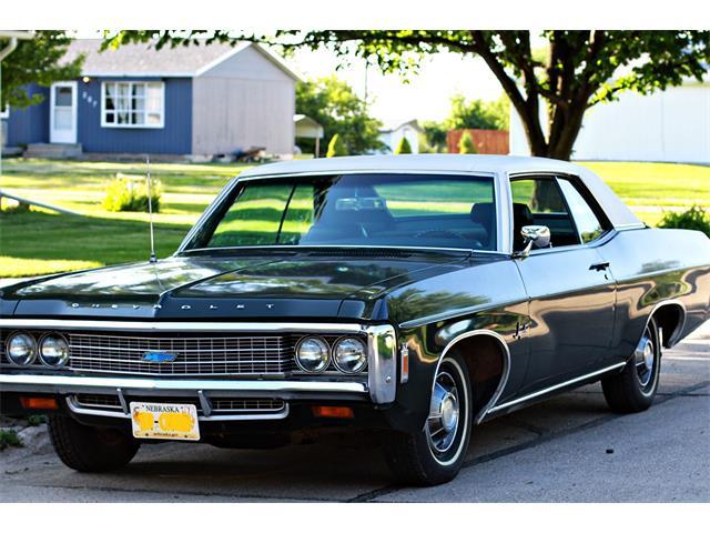 1969 Chevrolet Impala | 936435