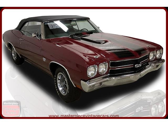 1970 Chevrolet Chevelle SS 396 Convertible | 936446