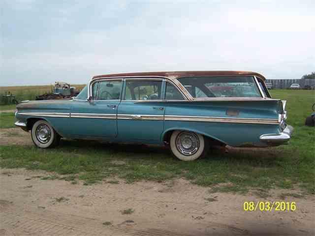 1959 Chevrolet Nomad | 936447