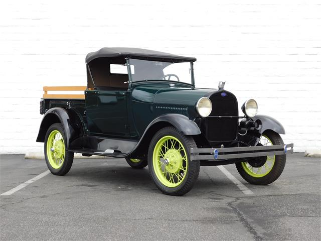 1929 Ford Model A | 936453