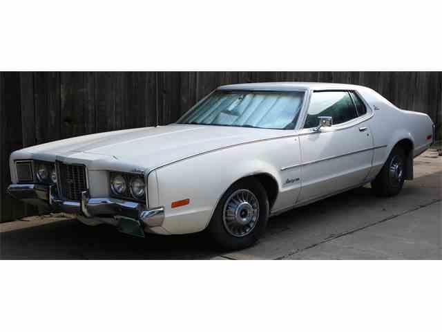 1972 Mercury Montego | 936461