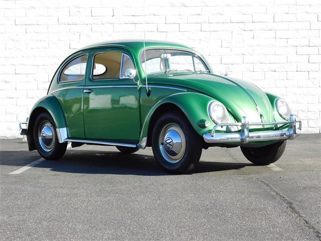 1957 Volkswagen Beetle | 936463