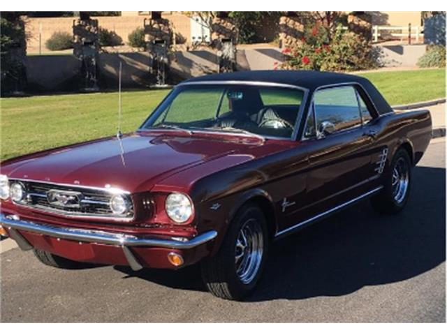 1966 Ford Mustang | 936464