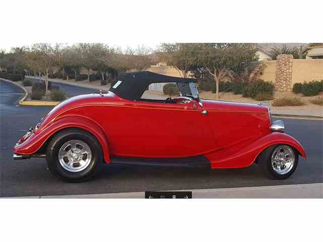 1934 Ford Roadster | 936465