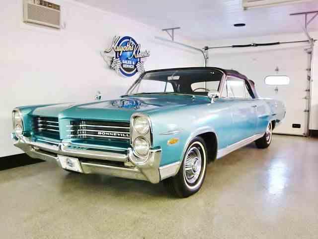 1964 Pontiac Bonneville | 930647