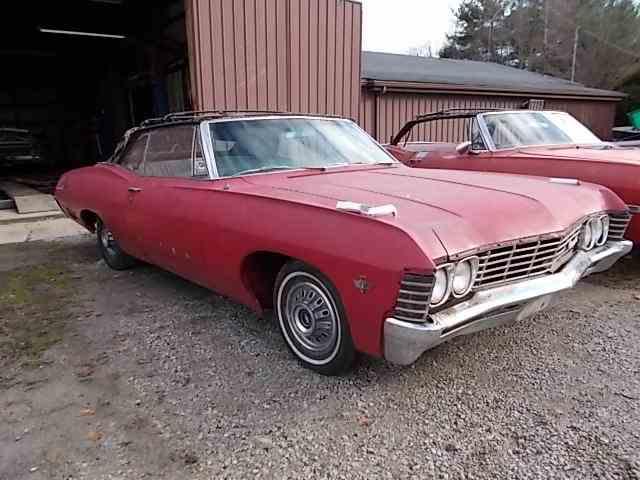1967 Chevy Impala Convertible | 936470