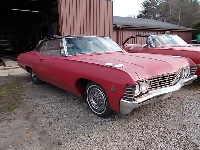 1967 Chevy Impala Convertible | 936470