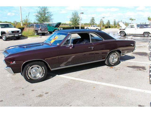 1967 Chevrolet Chevelle | 936481
