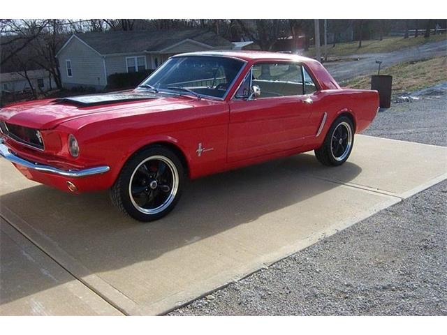 1965 Ford Mustang | 936488