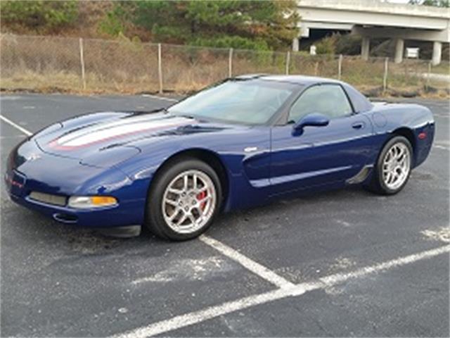 2004 Chevrolet Corvette | 936492
