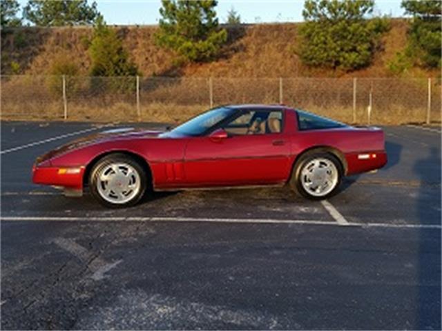 1989 Chevrolet Corvette | 936494