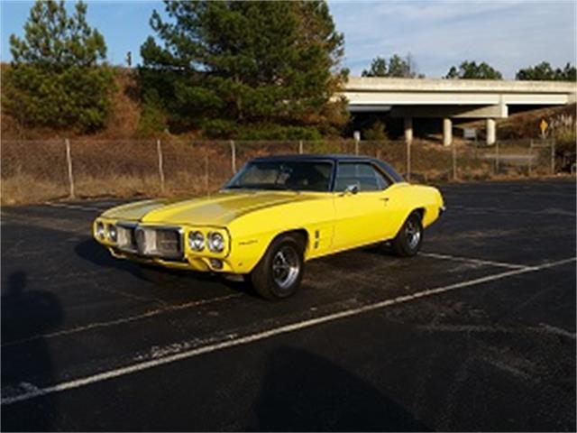 1969 Pontiac Firebird | 936495