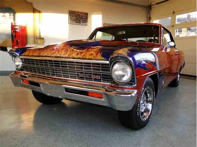 1967 Chevrolet Nova | 936497