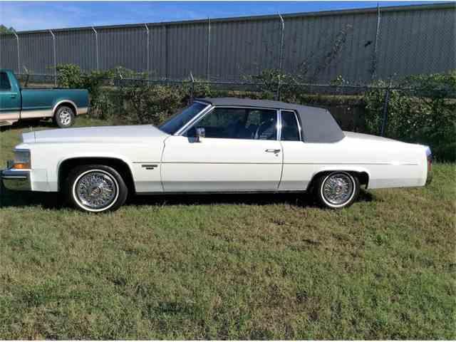 1983 Cadillac DeVille | 936500