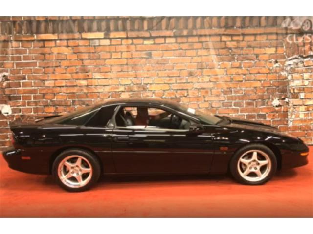 1996 Chevrolet Camaro SS | 936502