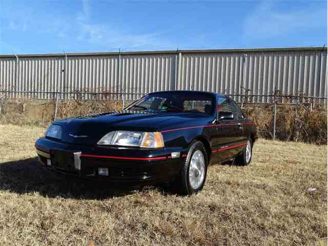 1988 Ford Thunderbird | 936503