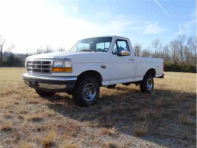 1992 Ford F150 | 936504