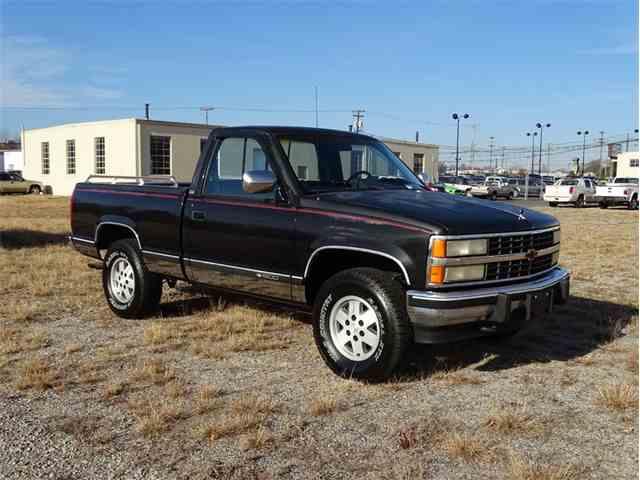 1990 Chevrolet Silverado Z71   936505