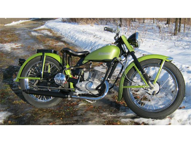 1953 Harley-Davidson 165 ST | 936514