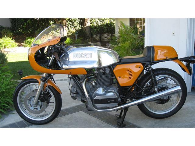 1978 Ducati Motorcycle | 936521