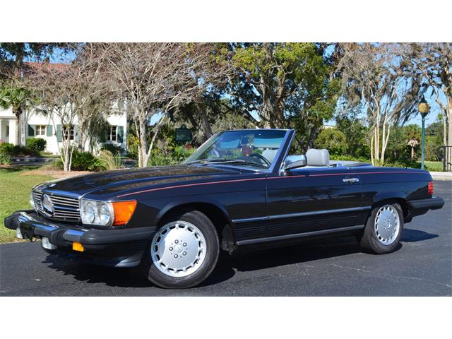 1986 Mercedes-Benz 560SL | 936531