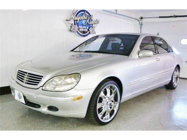 2002 Mercedes-Benz S-Class | 930654